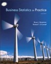 Business Statistics in Practice with Student CD