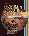 Crafting and Executing Strategy: The Quest for Competitive Advantage, Concepts & Cases