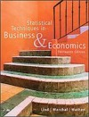 Statistical Techniques in Business and Economics with Student CD