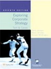 Exploring Corporate Strategy: Text & Cases