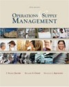 Operations and Supply Management (With Student DVD)