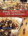Meetings, Expositions, Events and Conventions: An Introduction to the Industry