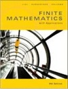 Finite Mathematics With Applications: In the Management, Natural And Social Sciences