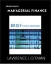 Principles of Managerial Finance: Brief
